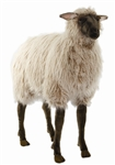 "42"" Hansa Gentle Ewe Sheep Ride-On"