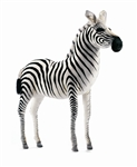 "50"" Hansa Zebra Adult Ride On"