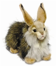 "10"" Hansa Rabbit Fawn"