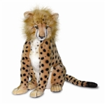 "18"" Hansa Cheetah Large Sitting"