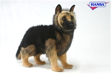 "20"" Hansa German Shepherd Puppy"