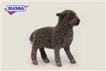 "7"" Hansa Little Lamb Black"