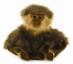 "16"" Hansa Gibbon Seated"
