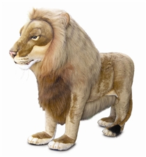 "56"" Hansa Lion Male Ride-On"