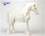 "39"" Hansa Unicorn Ride-On"