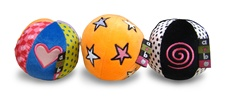 "4"" (Each Ball) Kids Preferred Amazing Baby  Sound Balls"