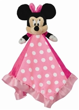 "Disney 14"" Kids Preferred Minnie Mouse Snuggle Blanky"
