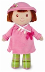 "11"" Kids Preferred Nicole Doll w/Green Plaid Leggings"