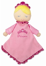"12"" Kids Preferred Princess Blanket Buddy (D)"