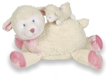 "10"" Kids Preferred Mama & Baby Musical  Lamb Plays ""Marry Had a Little Lamb"""