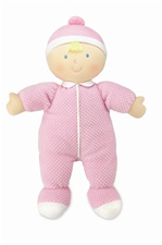 "12"" Kids Preferred Baby Girl Doll"