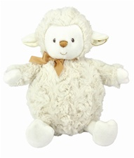 "7"" Kids Preferred ""Special Delivery"" Lamby Small Puffy Plush"