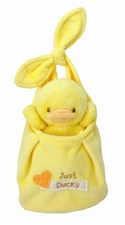 "7"" Kids Preferred 'Special Delivery' Ducky Filled with Wonder Bundle"