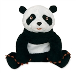 "7"" Kids Preferred Eric Carle Panda Bear bean bag toy"