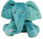 "7"" Kids Preferred Eric Carle  Elephant bean bag toy"