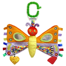 "12"" Kids Preferred Eric Carle Developmental Butterfly"