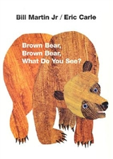 "7"" Kids Preferred Brown Bear, Brown Bear, What Do You See? book"