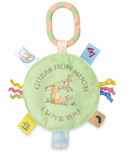 "5"" Kids Preferred Guess How Much I Love You Clip-on Sound Toy"