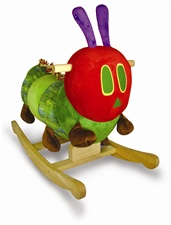 The Very Hungry Caterpillar Rocker 26""