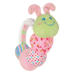 Mary Meyer Cutsie Caterpillar Rattle