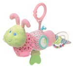 Mary Meyer Cutsie Caterpillar Activity Toy