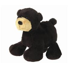 "Mary Meyer 7"" CubbyBelly PufferBellies Black Bear (DISC)"