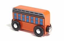 Melissa & Doug Passenger Car (6 Pack)
