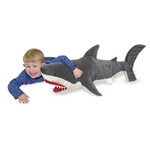 Melissa & Doug Shark - Plush
