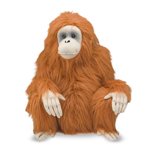 Melissa Amp Doug Orangutan Plush