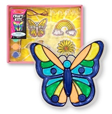 Melissa & Doug Garden Sun Catchers