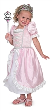Melissa & Doug Princess Role Play Costume Set