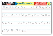 Melissa & Doug Handwriting Write-A-Mat (Bundle of 6)