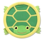 Melissa & Doug Tootle Turtle Flying Disk