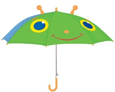 Melissa & Doug Happy Giddy Umbrella