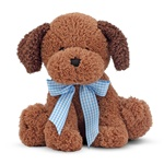 Melissa & Doug Meadow Medley Chocolate Puppy- Plush