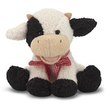 Melissa & Doug Meadow Medley Calf- Plush