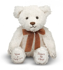 Melissa & Doug Bedtime Prayer Bear- Plush