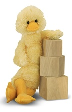 Melissa & Doug Longfellow Duck- Plush