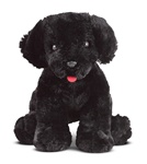 Melissa & Doug Benson Black Lab- Plush