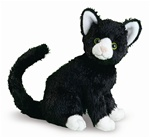 Melissa & Doug Midnight Cat- Plush