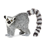 Melissa & Doug Lemur Lifelike Stuffed Animal