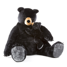 Melissa & Doug Black Bear and Baby