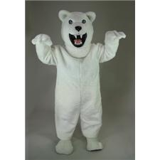 Mask U.S. Fierce Polar Bear Mascot Costume