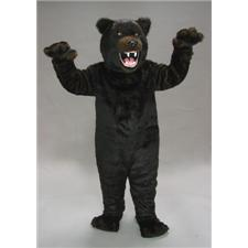 Mask U.S. Grizzly Mascot Costume