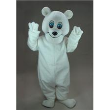 Mask U.S. Frosty Mascot Costume