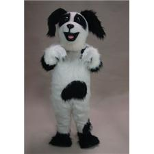 Mask U.S. Sheepdog Mascot Costume
