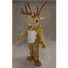 Mask U.S. Deer Mascot Costume