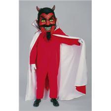 Mask U.S. Lucifer Mascot Costume