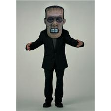Mask U.S. Stitches Mascot Costume