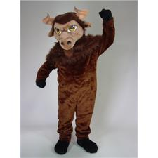 Mask U.S. Bison Mascot Costume